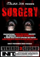 Surgery concerto Init (Roma)