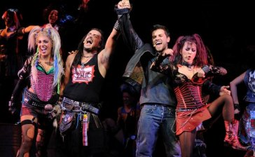 cast we will rock you