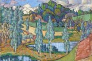"""""""Visioni dal Nord"""" - Pittura estone dalla collezione Enn Kunila, 1910 – 1940"""