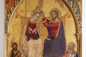 Tessuto e ricchezza a Firenze nel Trecento. Lana, seta, pittura – Galleria dell'Accademia (Firenze)