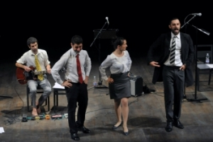 Confessions of Mr. Kim, Lee and Park - Piccolo Teatro Grassi (Milano)