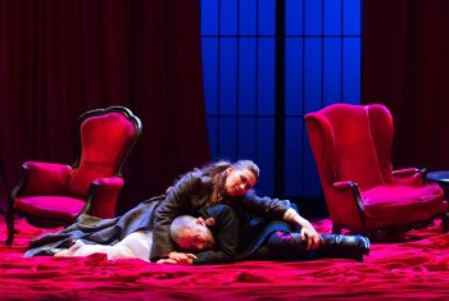 Isabella Polimanti | SaltinAria it - Teatro, Musica, Libri