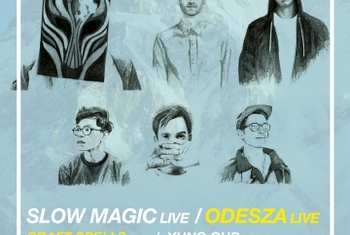 Set it off: in tour a Milano Slow Magic, Odesza, Craft Spells, Yung Gud, Lindsay Lowend e Blue Hawaii