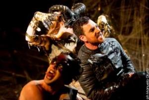 Titus, commedia pulp - Teatro Trastevere (Roma)