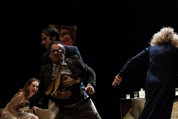 Chi ha paura di Virginia Woolf? - Teatro Vascello (Roma)