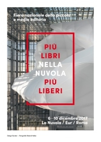 Più libri più liberi – Roma, Convention Center La Nuvola
