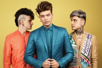The Kolors, i ragazzi coloratissimi