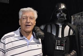 """I Am Your Father"", Darth Vader al Milano Film Festival"