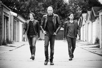 "Danko Jones, il nuovo album è ""Fire Music"""