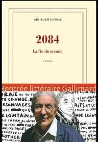 """""""2084 La fin du monde"""" di Boualem Sansal"""