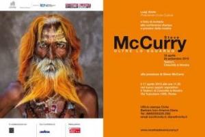 """Steve McCurry """"Oltre lo sguardo"""" in mostra a Cinecittà"""