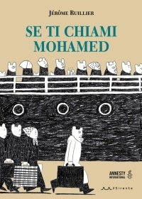 """Se ti chiami Mohamed"" graphic novel di Jérôme Ruillier"