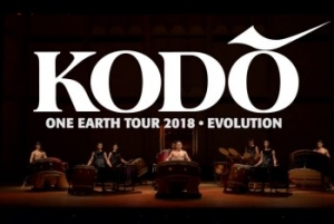Kodō One Earth Tour 2018: Evolution