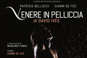 Venere in pelliccia - Teatro Lo Spazio (Roma)