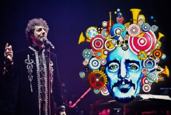 "Max Gazzè, ""Alchemaya Tour"" @ Festival La Versiliana 2018 (Marina di Pietrasanta), 31/08/2018"