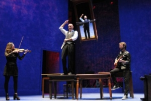 Father and Son - Piccolo Teatro Strehler (Milano)