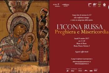 L'icona russa, preghiera e misericordia – Palazzo Braschi (Roma)