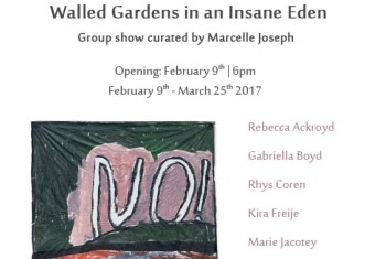 Walled Gardens in an Insane Eden – Galleria Z2O