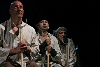 """""""Viaggio allisola di Sakhalin"""", i detenuti attori del carcere di Rebibbia in scena al Teatro Argentina (19-20 settembre)"""
