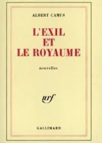 """""""L'exil et le royaume"""" di Albert Camus"""