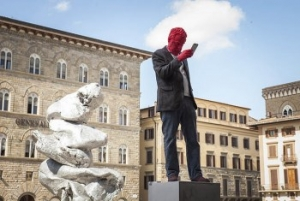 """In Florence"", Urs Fischer – Palazzo Vecchio (Firenze)"