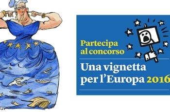 Una vignetta per l'Europa – Concorso per la vignetta dell'anno sull'Europa