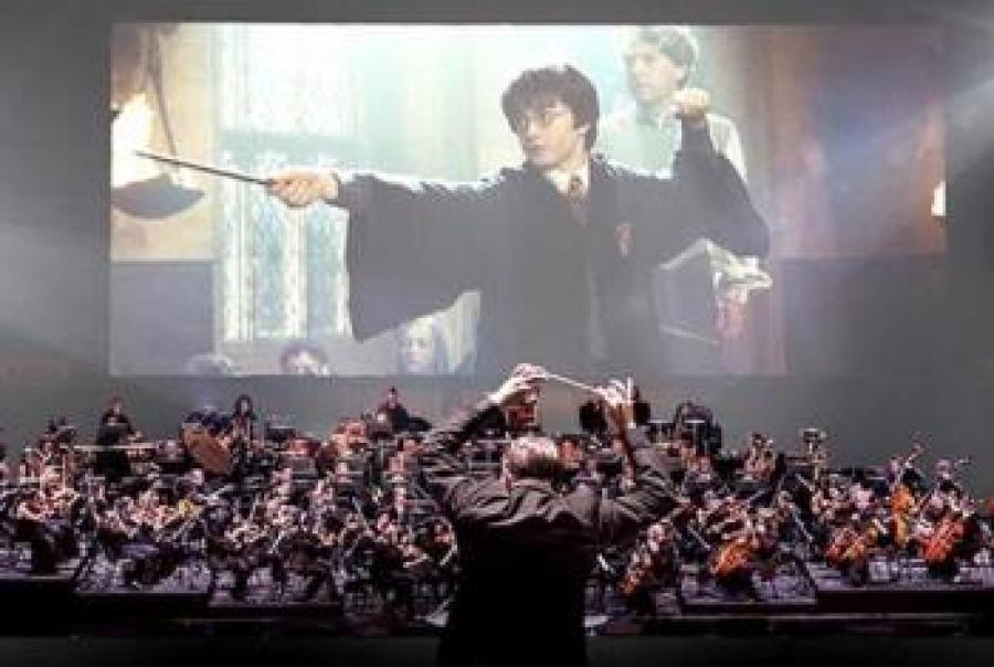 Harry Potter Camera Dei Segreti : Harry potter e la camera dei segreti in cine concerto a roma