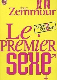 """""""Le Premier Sexe"""" di Éric Zemmour"""