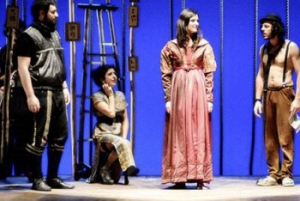 Come vi piace (As you like it) - Teatro Carcano (Milano)