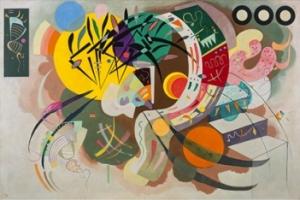 Da Kandinsky a Pollock - Palazzo Strozzi (Firenze)