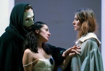 """""""Doppio Sogno (eyes wide shut)"""", dal racconto di Arthur Schnitzler, al Teatro Quirino dal 7 aprile"""
