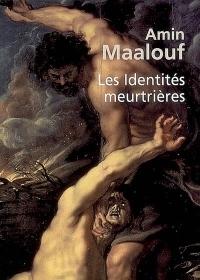 """""""L'identità"""" - Titolo originario """"Les identités meurtrières"""" di Amin Maalouf"""