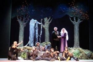 Sogno di una notte di mezza estate - Teatro San Paolo (Roma)
