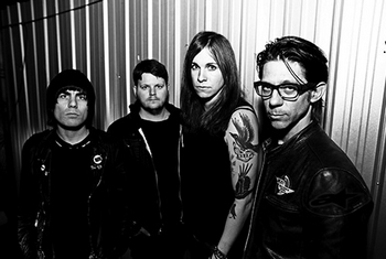 Against me, a Milano l'unico live italiano della band punk rock