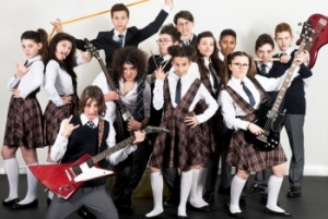 School of Rock - Teatro Sistina (Roma)